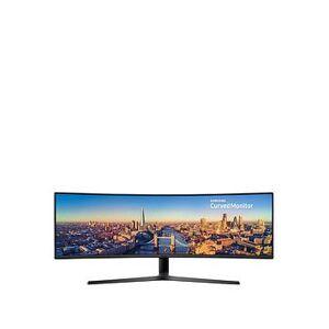 Samsung C49J890Dku 49Inch, 3840 X 1080, Super Ultra-Wide Curved Monitor