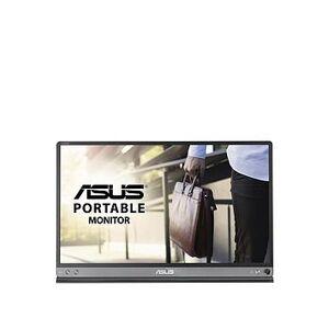 Asus Zenscreen Mb16Ac Portable Usb Monitor - 15.6 Inch Full Hd, Hybrid Signal Solution, Usb Type-C, Flicker Free, Blue Light Filter