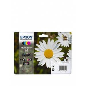 Epson Multipack 4-Colours 18 Claria Home Ink