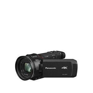 Panasonic Hc-Vxf1Eb-K - 4K, 25Mm Wide, 24X Zoom, Leica Lens - Black.