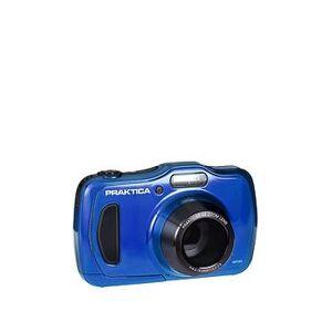 Praktica Luxmedia Wp240 Waterproof Camera - Blue