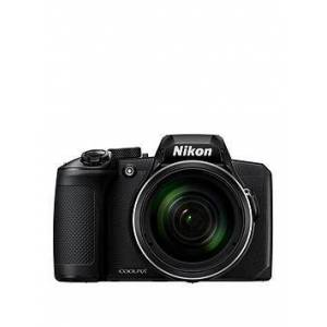 Nikon Coolpix B600 60X Optical Zoom Bridge Camera - Black