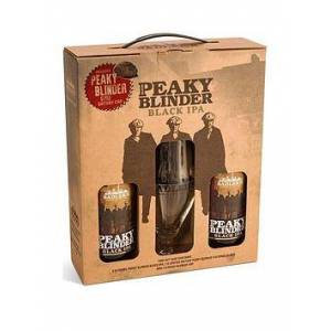 Very Peaky Blinders Ale Gift Set with Gatsby Style Cap, One Colour, Women