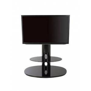 Avf Chepstow Combi 930 Tv Unit - Black- Fits Up To 65 Inch Tv