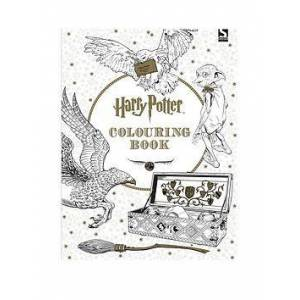 Very Harry Potter Colouring Book