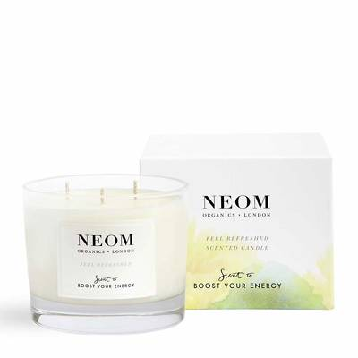 NEOM Organics London Neom Feel Refreshed™ Scented Candle (3 Wicks) 420g