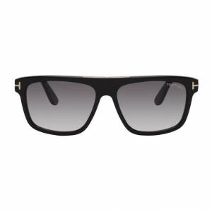 Tom Ford Black Cecillio Sunglasses  - 01B SHBLKSM - Size: UNI
