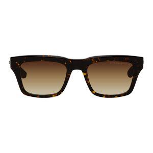 Dita Tortoiseshell Wasserman Sunglasses  - TORTBRN - Size: UNI