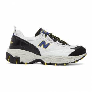 New Balance Grey and Black 801 Sneakers  - GREY - Size: 41.5