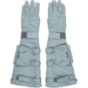 Ambush Blue Astro Gloves  - Blue - Size: 5.5