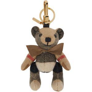 Burberry Beige Bow Tie Thomas Keychain  - ARCH BEIGE - Size: UNI