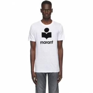 Isabel Marant White Karman T-Shirt  - 20H WHITE - Size: Medium