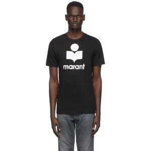 Isabel Marant Black Karman T-Shirt  - 01BK BLACK - Size: Medium