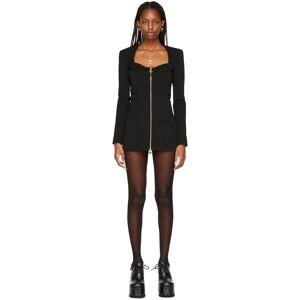 Versace Black Medusa Evening Dress  - 1B000 Black - Size: Extra Small