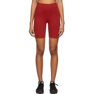 Rodriguez Gil Rodriguez Red Tour De France Bike Shorts  - Tomate - Size: 24