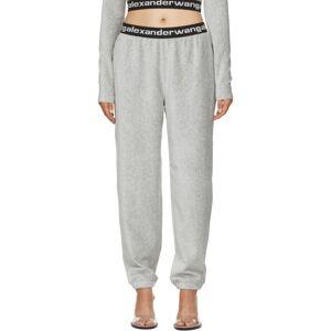alexanderwang.t Grey Corduroy Lounge Pants  - 030 Heather - Size: 30