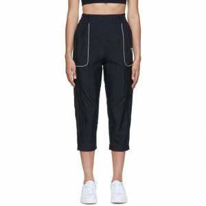 Reebok Classics Black Utility Track Pants  - Black - Size: 26