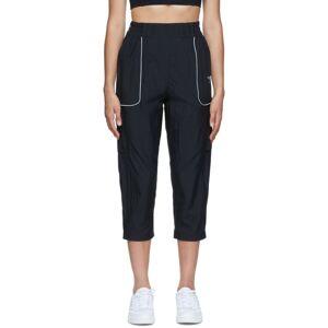 Reebok Classics Black Utility Track Pants  - Black - Size: 24