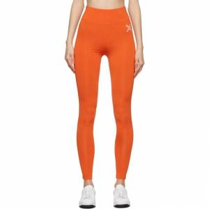 Kenzo Orange Sport Little X Leggings  - 16 Deep Ora - Size: 28
