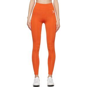 Kenzo Orange Sport Little X Leggings  - 16 Deep Ora - Size: 30
