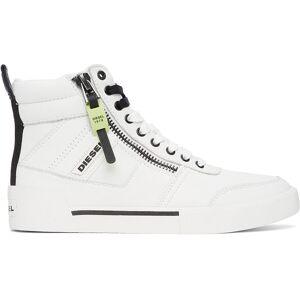 Diesel White S-Dvelows Sneakers  - T1015 WHITE - Size: 42