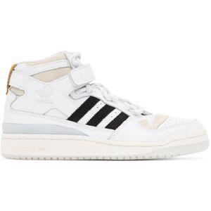 adidas x IVY PARK White Forum Mid Sneakers  - FTWRW - Size: 41