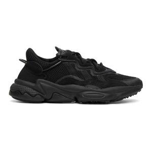 adidas Originals Black Ozweego Sneakers  - Black - Size: 37.5