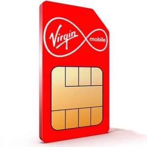 Virgin Mobile SIM Only Deals - 20GB just £18 a month