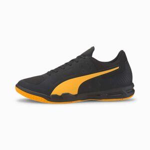 Puma Auriz, door Sport Men's Football Boots,  Black/Orange Alert, size 10, Shoes