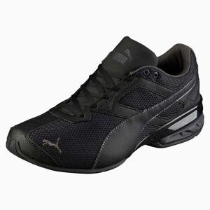 Puma Tazon 6 Mesh Men's Trainers,  Asphalt Grey, size 10, Shoes