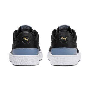 Puma Ralph Sampson Lo Trainers, Black/Fadeddenim, size 12, Shoes