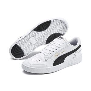 Puma Women's PUMA Ralph Sampson Lo Trainers, White/Black/White, size 10, Shoes