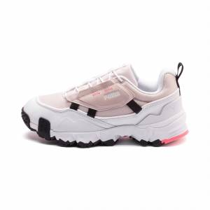 Puma Women's PUMA Trailfox Mts Utility Trainers, Rosewater/White, size 12, Shoes