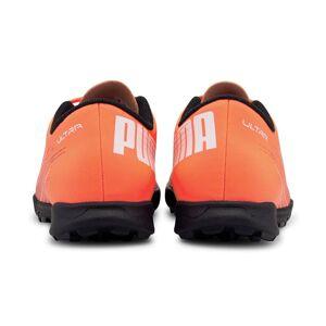 Puma Ultra 4.1 TT Youth Football Boots, Shocking Orange/Black, size 1.5, Shoes