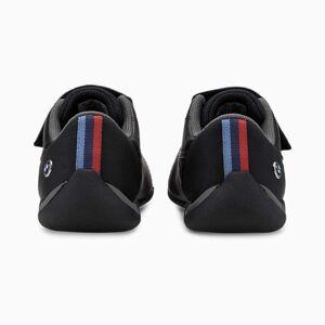 Puma BMW M Motorsport R-Cat V Kids' Shoes, Black, size 1.5, Shoes