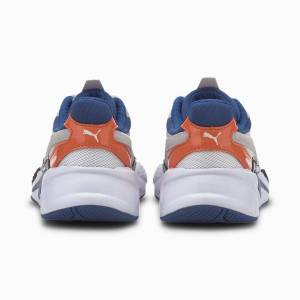 Puma Rs-X Miracle Kids' Trainers, Firecracker Orange, size 1.5, Shoes