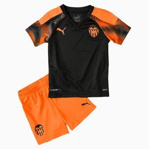 Puma Valencia Cf Away Kids' Mini Kit,  Black/Vibrant Orange, size 1-2 Youth, Clothing