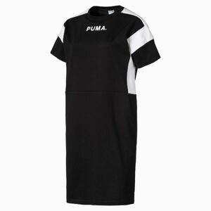 Puma Chase Women's Dress, Cotton Black, size X Large, Clothing