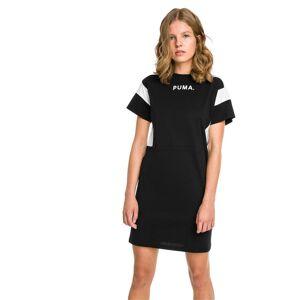 Puma Chase Women's Dress, Cotton Black, size Large, Clothing