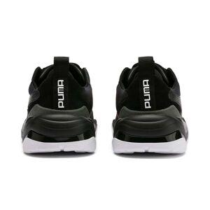 Puma Men's PUMA Thunder Fashion 2.0 Trainers,  Black/Red, size 5.5, Shoes