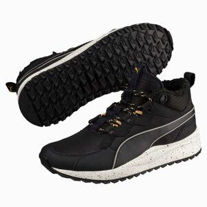 Puma Men's PUMA Pacer Next Trainers Winterised Boots, Black/Wh White, size 4.5, Shoes
