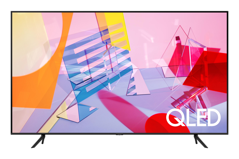 "Samsung 2020 43"" Q60T QLED 4K Quantum HDR Smart TV with Tizen OS Black (QE43Q60TAUXXU)"