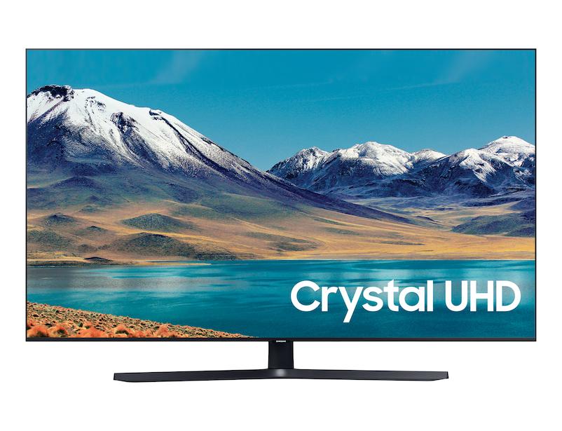 "Samsung 65"" 4K TV TU8500 Dynamic Crystal Colour HDR with Tizen OS Smart TV in Black (UE65TU8500UXXU)"