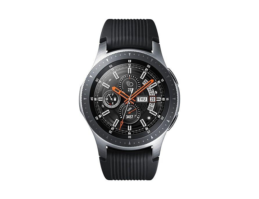Samsung Galaxy Watch 4G 46mm Silver (SM-R805FZSABTU)