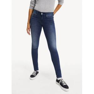 Tommy Hilfiger Medium Rise Skinny Jeans 2534