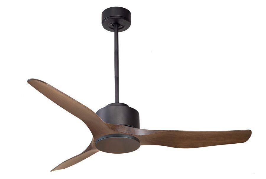 KlassFan Modulo - Super air destratification fan with Light Basalt and Wood for 25 to 40 sqm KL_DC1_P4