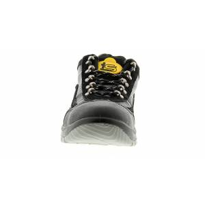 Tradesafe Density Mens Black, Grey and Yellow Safety Protective Work Shoes, Size: 6  - Black, Grey and Yellow - Size: 6
