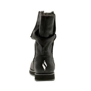 Skechers Keepsake 2.0 Upland Ladies Black Boots, Size: 6  - Black - Size: 6