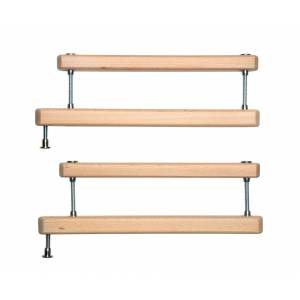 Geuther Additional clamp for stair gate; Natur
