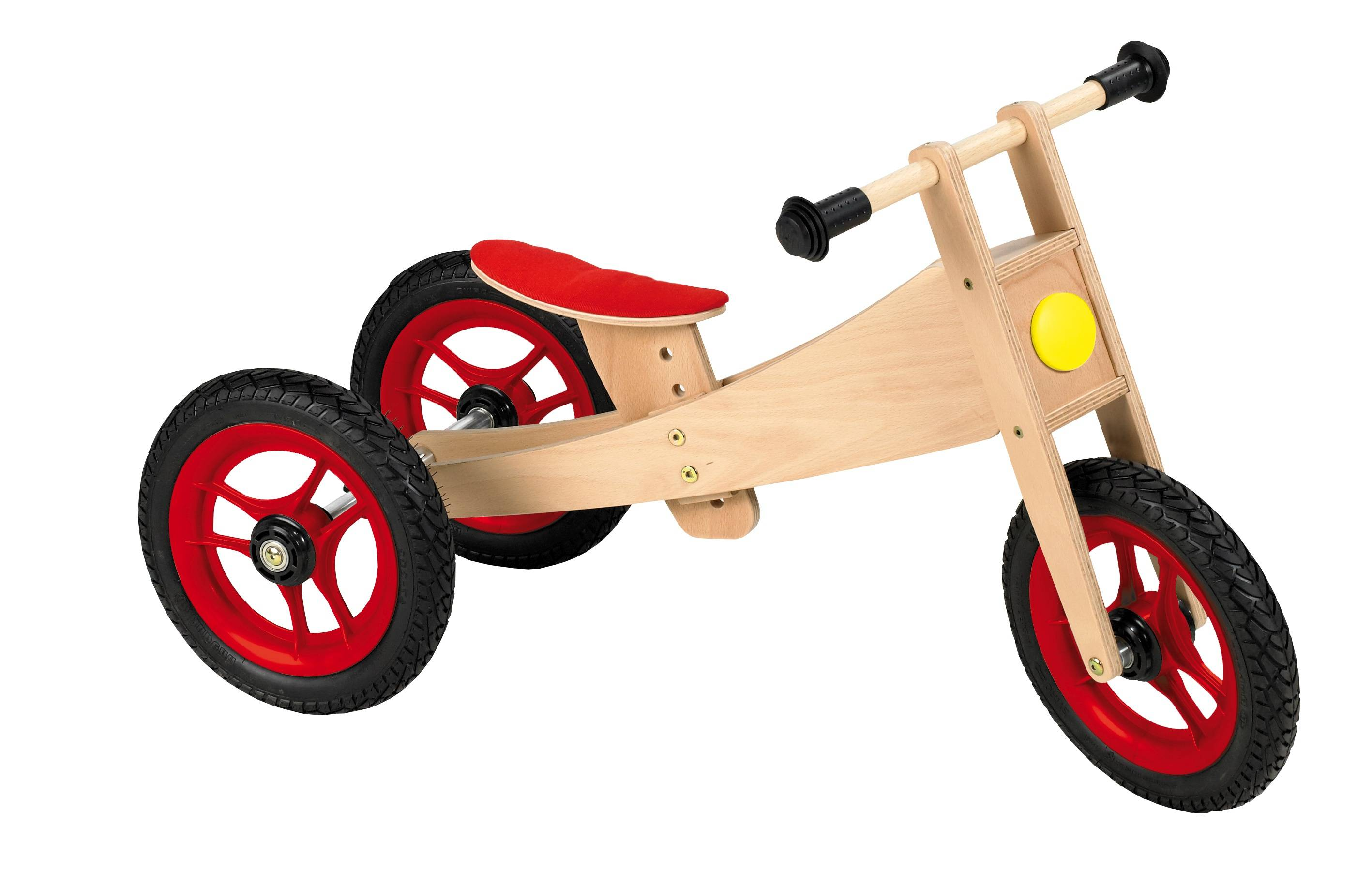 Geuther 2-in-1 balance bike;